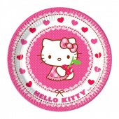 Hello Kitty Hearts Karton Tabak 8 Adet