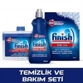 Finish Temizlik Ve Bakım Seti (Parlatıcı 400 Ml + Makine Temizley