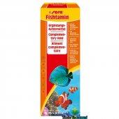 Sera Fishtamin 100 Ml Sıvı Balık Vitamini