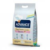 Advance Somonlu Pirinçli Yavru Köpek Maması 3 Kg