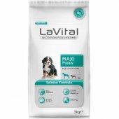 La Vital Somonlu Maxi Yavru Köpek Maması 3 Kg