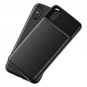 Baseus İphone X Wireless Kablosuz Şarj Cihazı Ve Powerbank Siyah