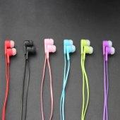 Kulak İçi Mp3 Mp4 Cep Telefon Mikrofonlu Kulaklık Süper Ses