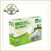 Biorant Organik Bulaşık Makinası Tableti All İn One 3ü 1 Arada