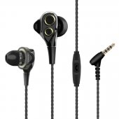 Hıfı Mikrafonlu Stereo Bas Kulakiçi Kulaklık
