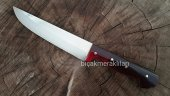 Kesim Bıçağı Yağ Çeliği 2no 30cm 3mm Kırmızı