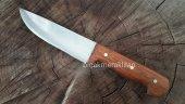 Kesim Bıçağı El Dövmesi 6mm Ahşap Sap No 1