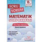 2019 Bulut Eğitim 8. Sınıf Soru Yorum Matematik Soru Bankası