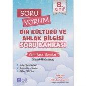 Bulut Yayınları Din Kültürü Ve Ahlak Bilgisi Soru Bankası Yeni Ta