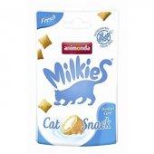Animonda Milkies Fresh Diş Sağlığı Tahılsız Kedi Ö...