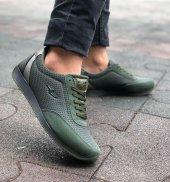 Ginnex 225 Haki Renk Günlük Ayakkabı