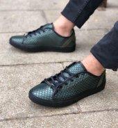 Conteyner 239 Haki Renk Günlük Ayakkabı