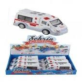 Birlik Oyuncak Kırılmaz Araçlar Ambulans St66 03