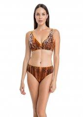Dagi Geniş Üçgen Bikini Tk. B0118y0295sr