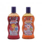 Crazy Soap Çocuklar İçin Renk Değiştiren Banyo Sabunu 2 Li 300 Ml