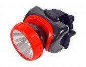 Yage Şarjlı Kafa Feneri Kafa Lambası Kamp Balık Okuma Işığı 3586