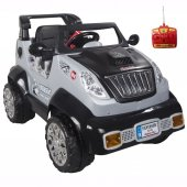 Pilsan Fantastik Kumandalı Akülü Araba 12volt 05 234 Akülü Jeep