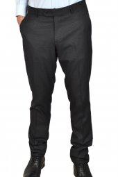 Erkek Kumaş Pantolon Kareli Slim Fit Rar00310