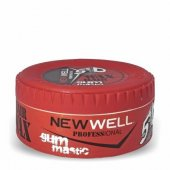 New Well Professional 5d Hair Style Wax 150 Ml