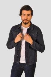 Erkek Lacivert Kot Ceket