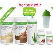 Herbalife 1 Aylık Elmas Paket Kilo Kontrol Amaçlı