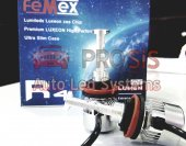 Femex Led Xenon (5200lm) (40w) H8 Yeni Nesil Ultra Slim Kasa