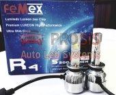 Femex Led Xenon (5200lm) (40w) H1 Yeni Nesil Ultra Slim Kasa