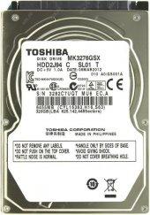 Toshiba Mk3276gsx 2.5 320gb Hdd 5400rpm 8mb...