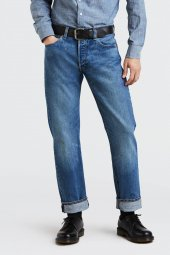 Levis 501 Erkek Jeans Kot Pantolon 00501 2640