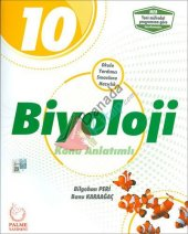 Palme 10.sınıf Biyoloji Konu Anlatım Kitabı