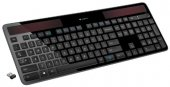 Logitech K750 Kablosuz Klavye Windows (Güneş Enerjili)
