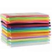 Renkli A4 Fotokopi Kağıdı 100 Lü Karışık