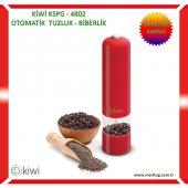 Kiwi Kspg 4802 Otomatik Tuzluk Biberlik, Otomatik Tuz Ve Karabiber Değirmeni