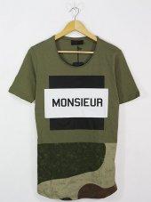 Dpv Monsıeur Yeni Sezon 2018 Unisex T Shirt Tişört