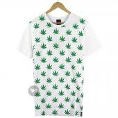 Hper 3 Urban We Love Weed Unisex T Shirt Tişört