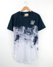 Siksilk Duman Effect Originals Smoke Marl Men T Shirt