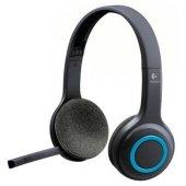 Logitech H600 Mikrofonlu Kulaklık 981 000342