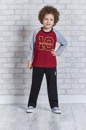 Galatasaray Lisanslı Çocuk Pijama Takım 9219