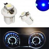 Gösterge İbre Ampulü T5 8.5 D 1 Smd Led Dipsiz Mavi Renk