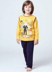 Roly Poly 2802 Erkek Çocuk Pijama Takım