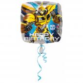 1 Adet Kikajoy Transformers Happy Birthday Folyo B...