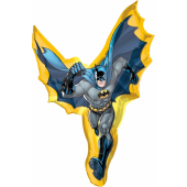 1 Adet Kikajoy Koşan Batman Folyo Balon 69 Cm X 99...