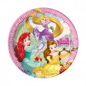 1 Adet Kikajoy Disney Düşler Prensesi Partisi Taba...
