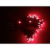 Kikajoy Pilli Led Işık Kırmızı Renk 6 Mt