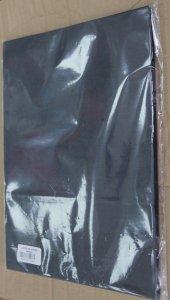 250 Adet A4 Pelur Kağıdı Renkli Siyah