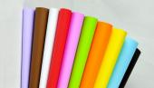 100 Adet Kika Fon Kartonu 50*70 Karışık Renk