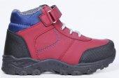 çocuk Ayakkabısı Bordo Mavi