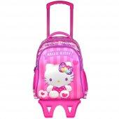 Hello Kitty Çekçek Okul Sırt Çantası 95297