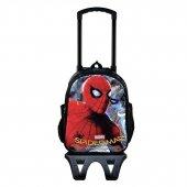 Spiderman Çekçek Okul Çantası 95995
