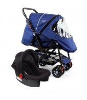 Diamond Baby P 101 Çift Yönlü Bebek Arabası Travel Sistem Bebek Arabası